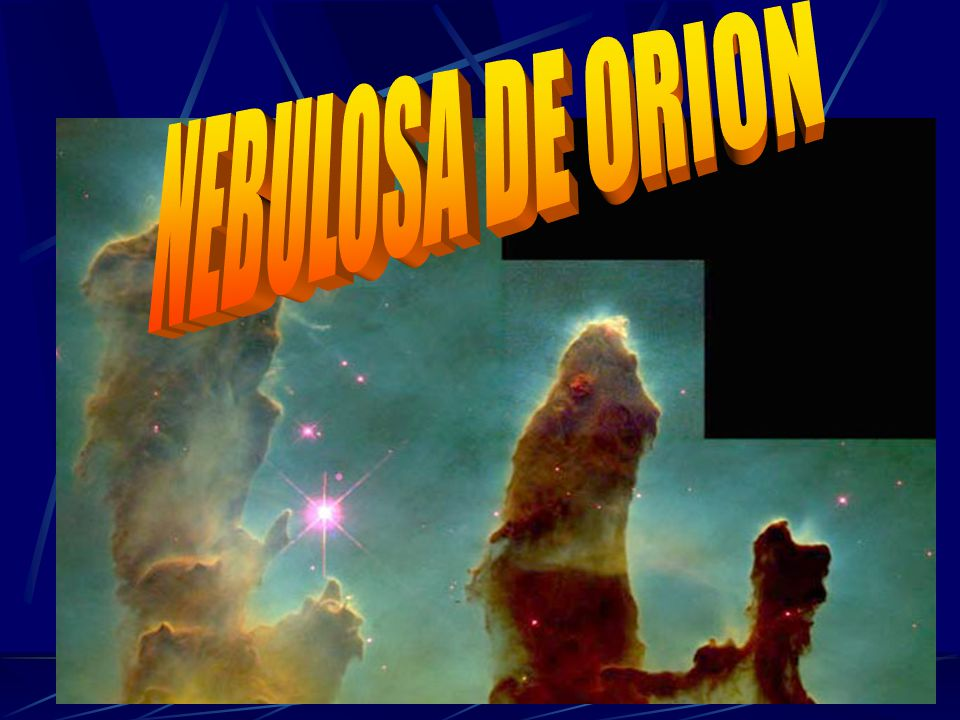 NEBULOSA DE ORION