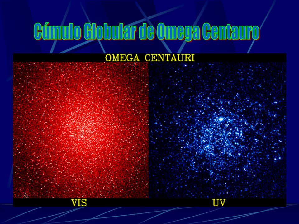 Cúmulo Globular de Omega Centauro
