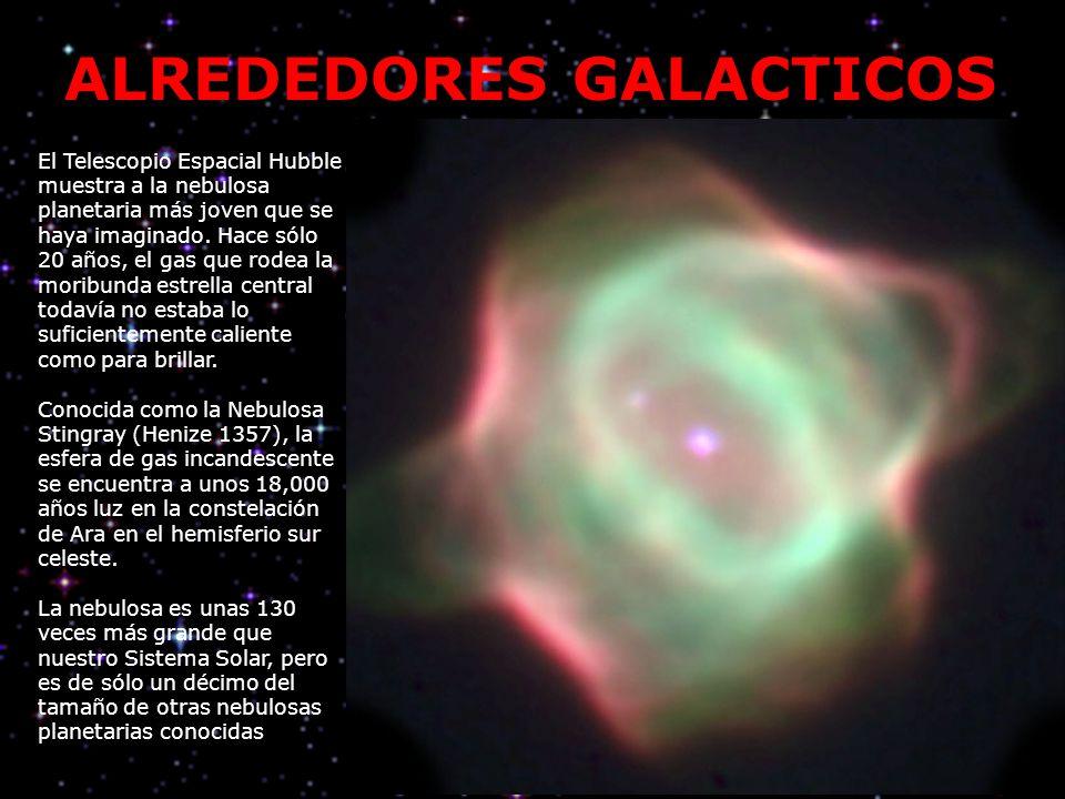 ALREDEDORES GALACTICOS