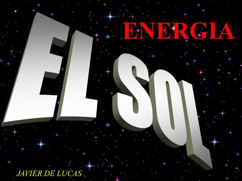 ENERGIA EL SOL JAVIER DE LUCAS
