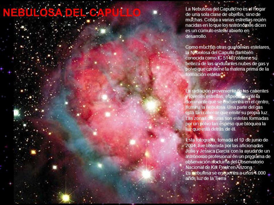 NEBULOSA DEL CAPULLO