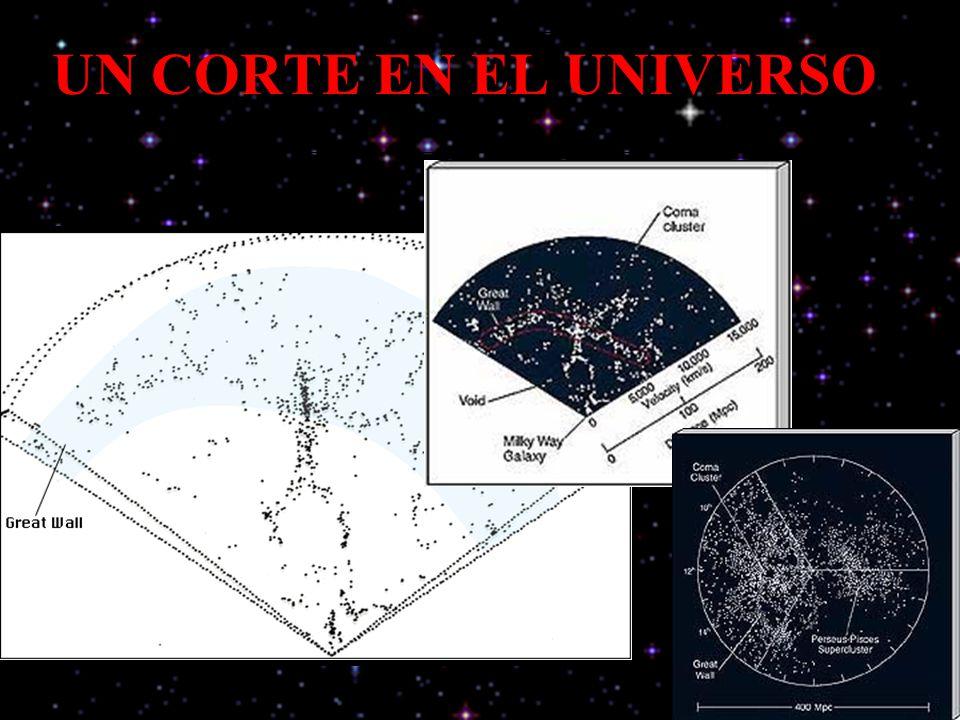 * 07/16/96 UN CORTE EN EL UNIVERSO *