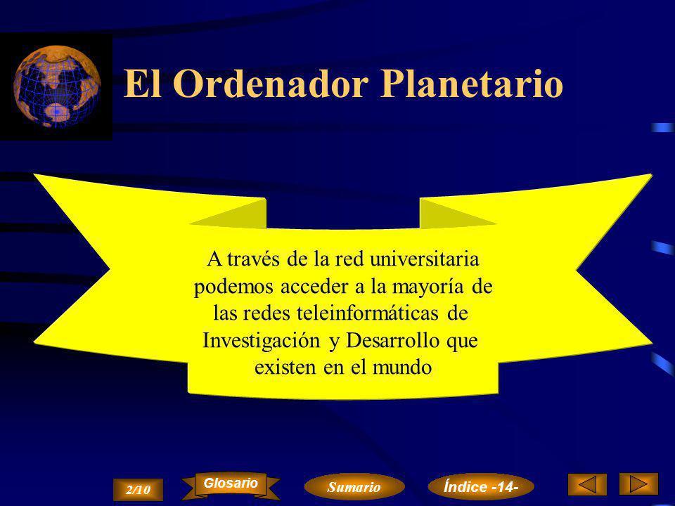 El Ordenador Planetario
