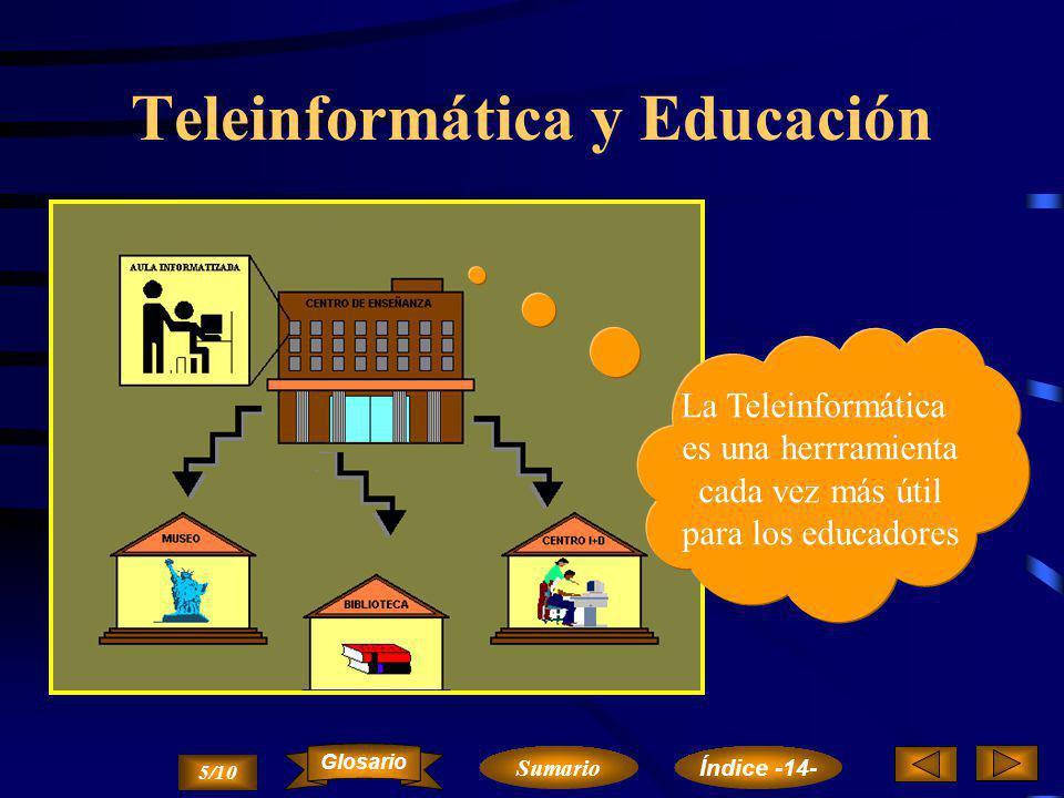 Teleinformática y Educación