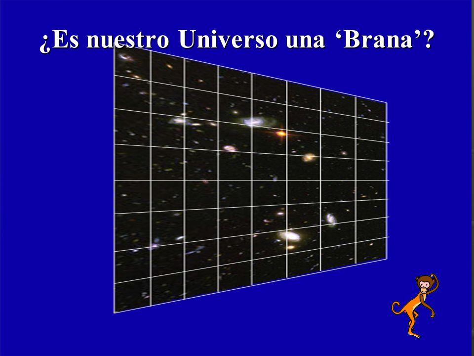 ¿Es nuestro Universo una 'Brana'