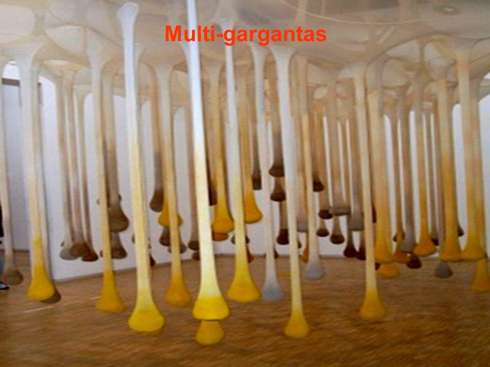 Multi-gargantas