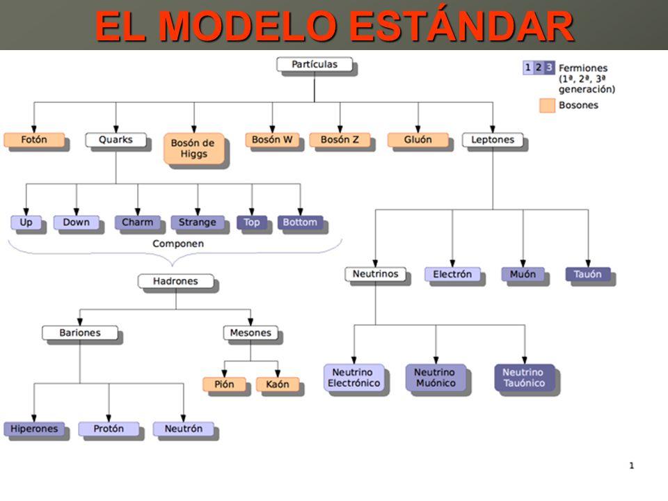 EL MODELO ESTÁNDAR