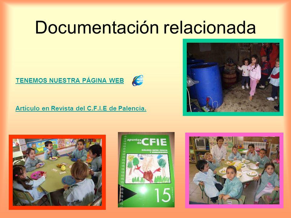 Documentación relacionada