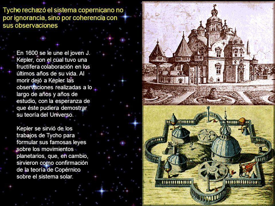 Tycho rechazó el sistema copernicano no por ignorancia, sino por coherencia con sus observaciones