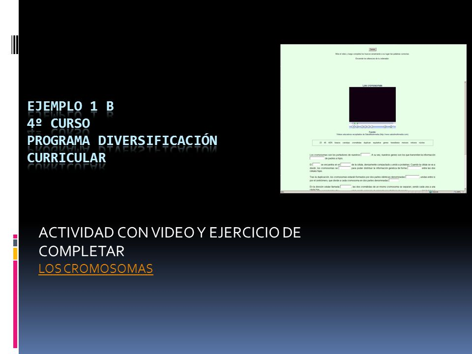 Ejemplo 1 B 4º CURSO PROGRAMA DIVERSIFICACIÓN CURRICULAR