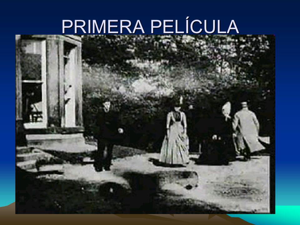 PRIMERA PELÍCULA