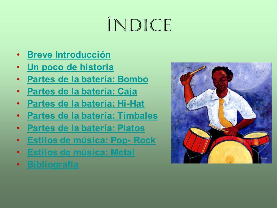 ÍNDICE Breve Introducción Un poco de historia