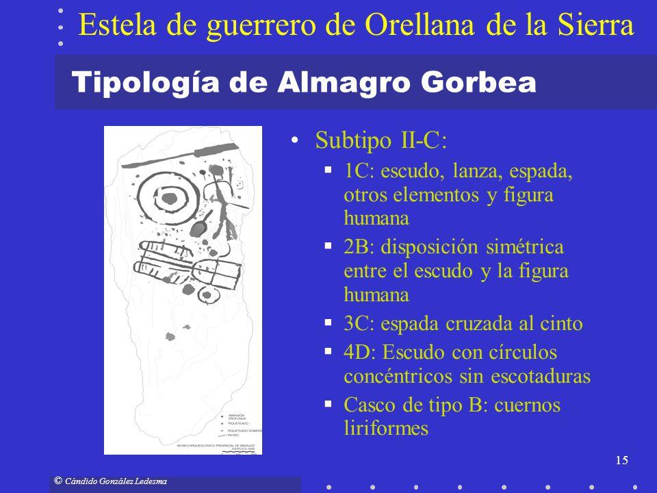 Tipología de Almagro Gorbea