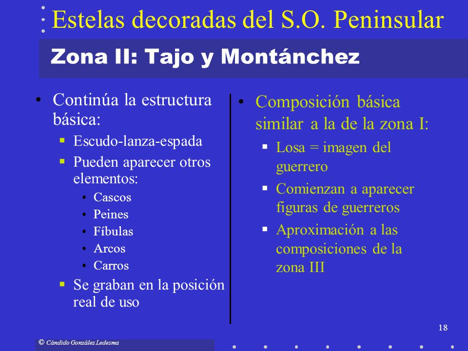 Zona II: Tajo y Montánchez