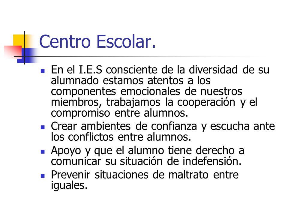Centro Escolar.