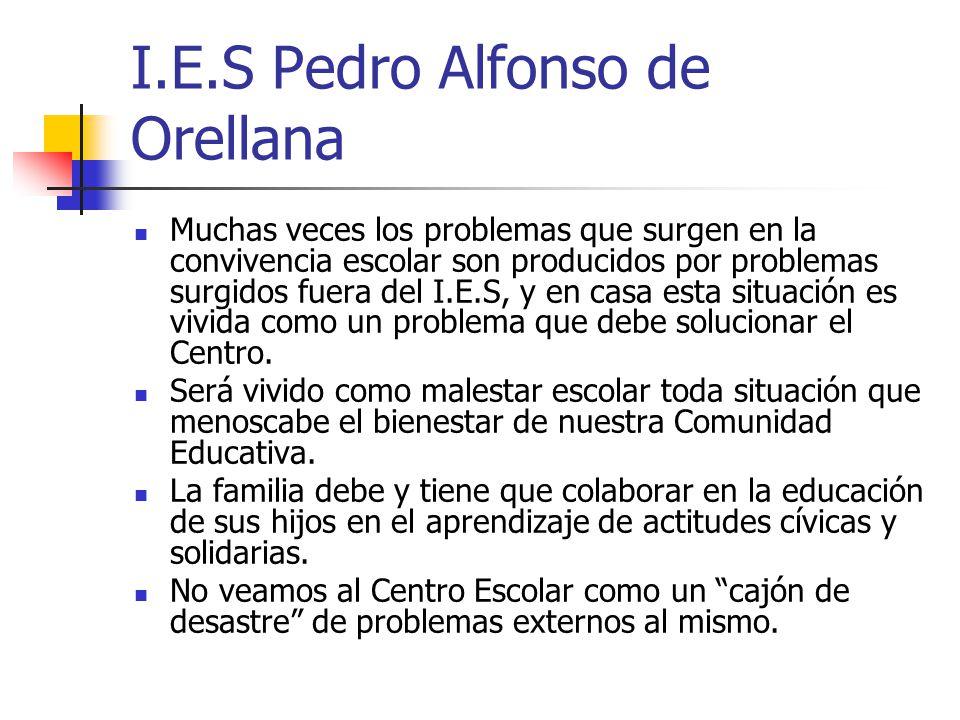 I.E.S Pedro Alfonso de Orellana