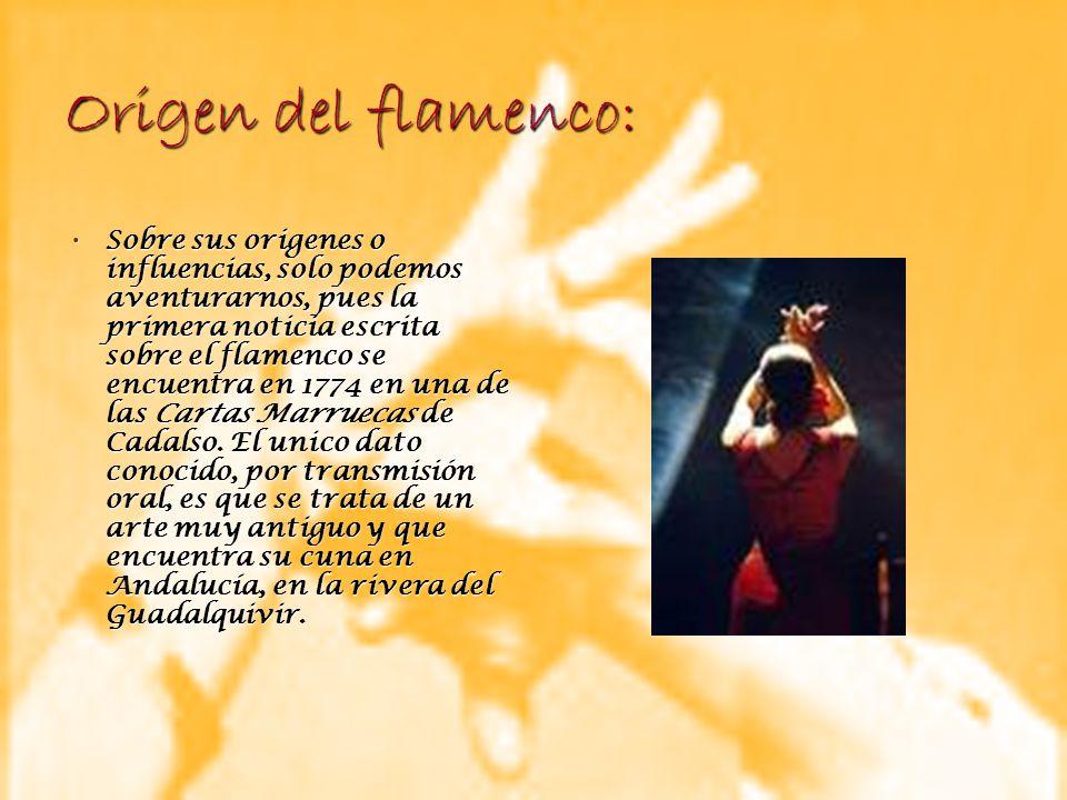 Origen del flamenco: