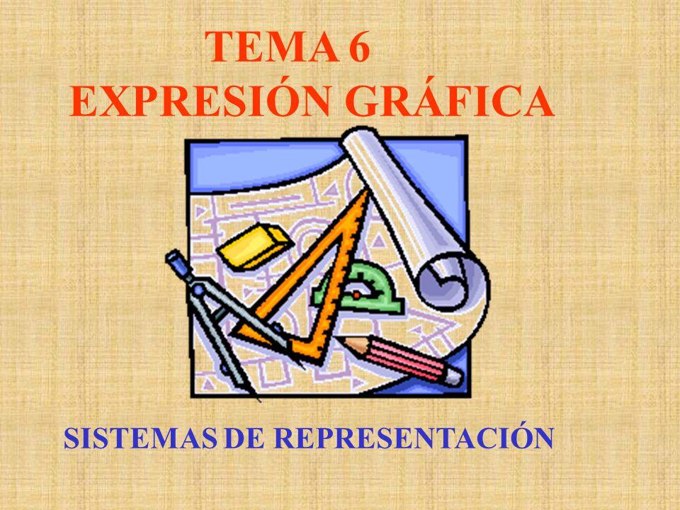 TEMA 6 EXPRESIÓN GRÁFICA