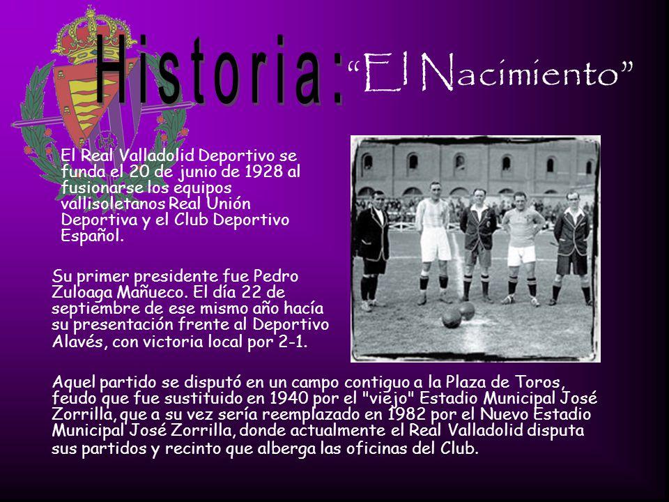 El Nacimiento Historia: