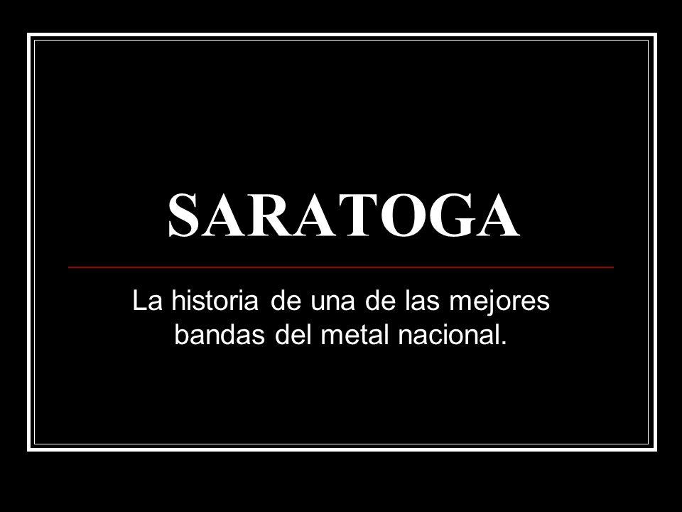 La historia de una de las mejores bandas del metal nacional.