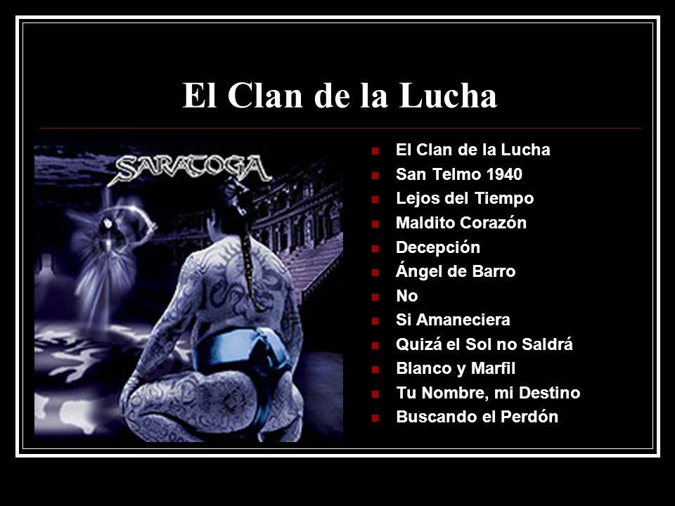 El Clan de la Lucha El Clan de la Lucha San Telmo 1940