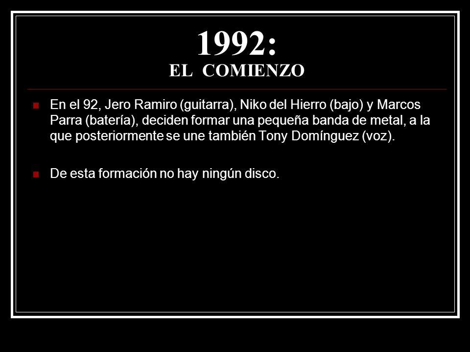 1992: EL COMIENZO