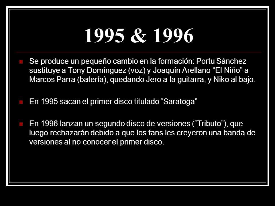 1995 & 1996