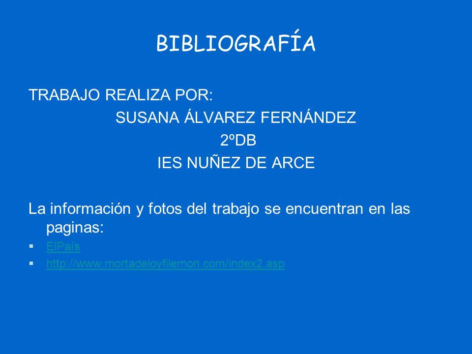 SUSANA ÁLVAREZ FERNÁNDEZ