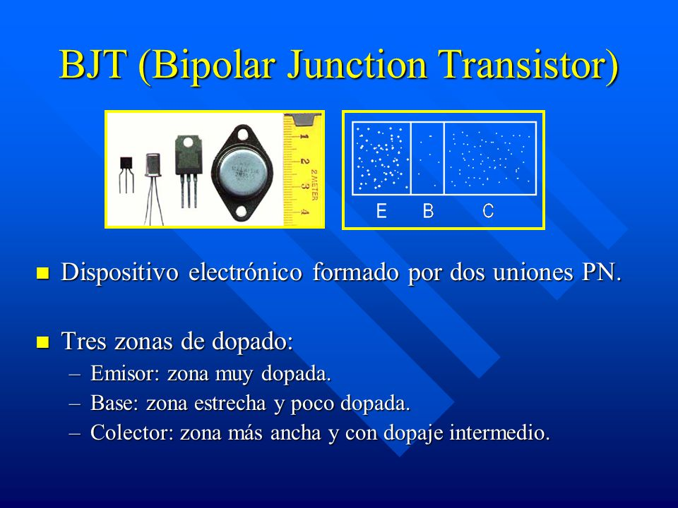 BJT (Bipolar Junction Transistor)