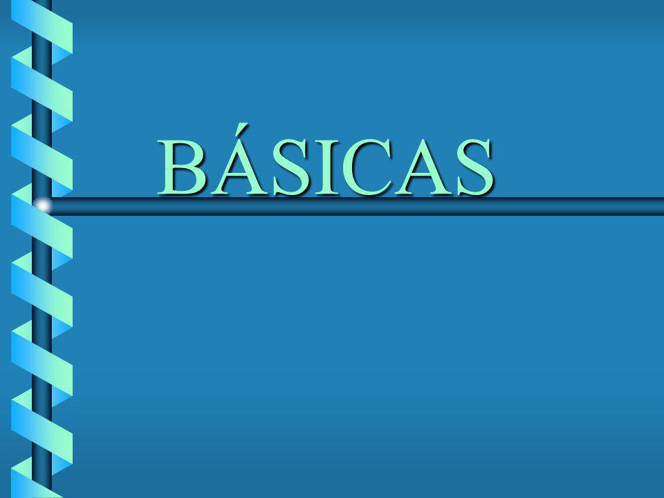 BÁSICAS