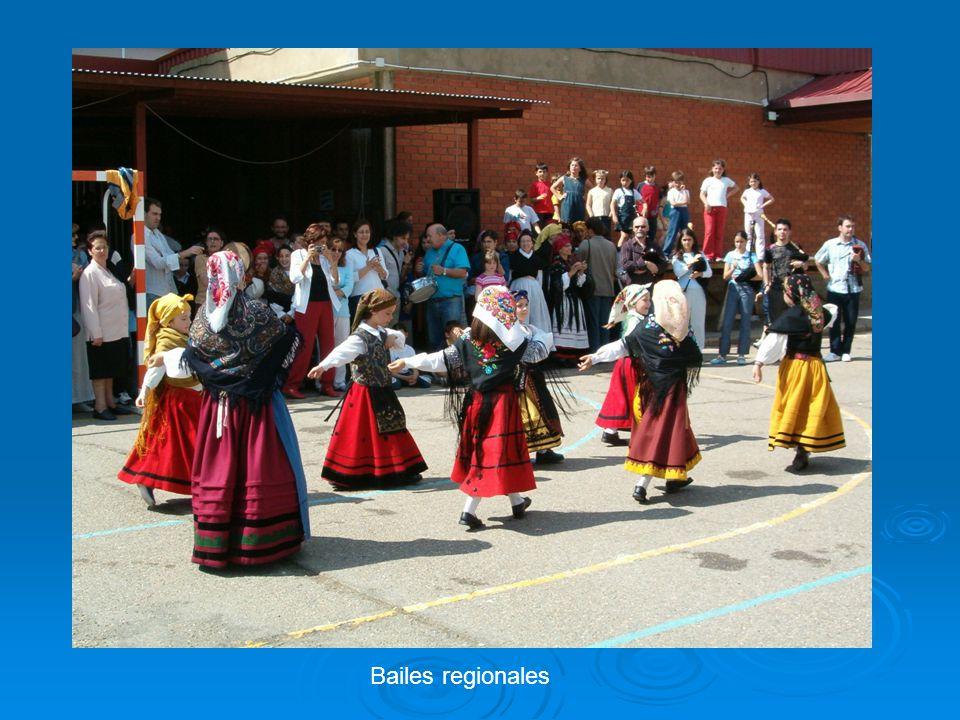 Bailes regionales