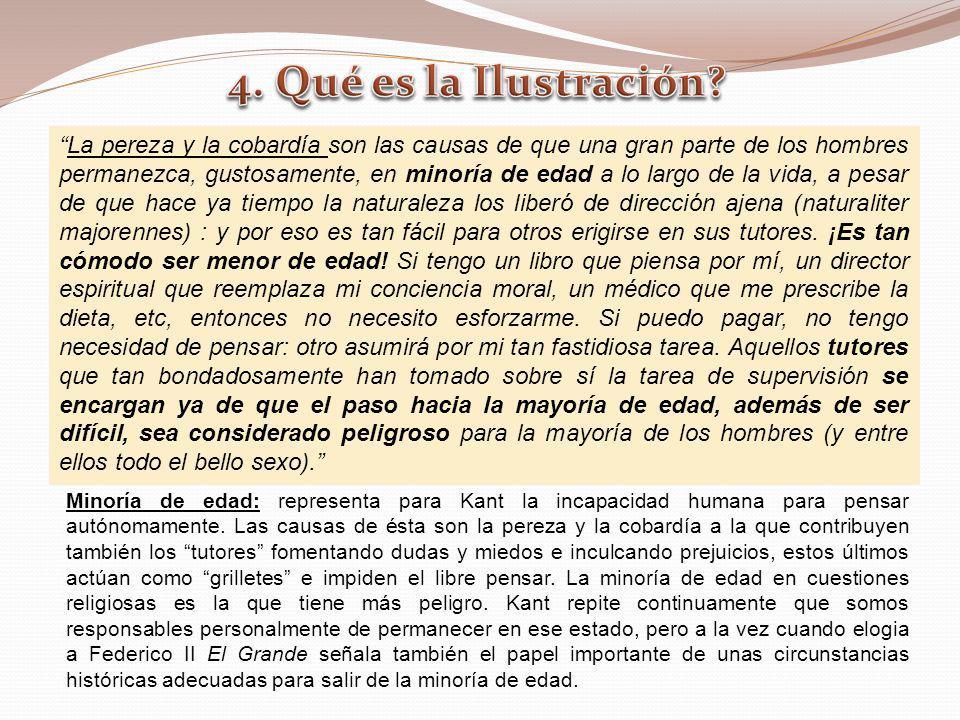 4. Qué es la Ilustración