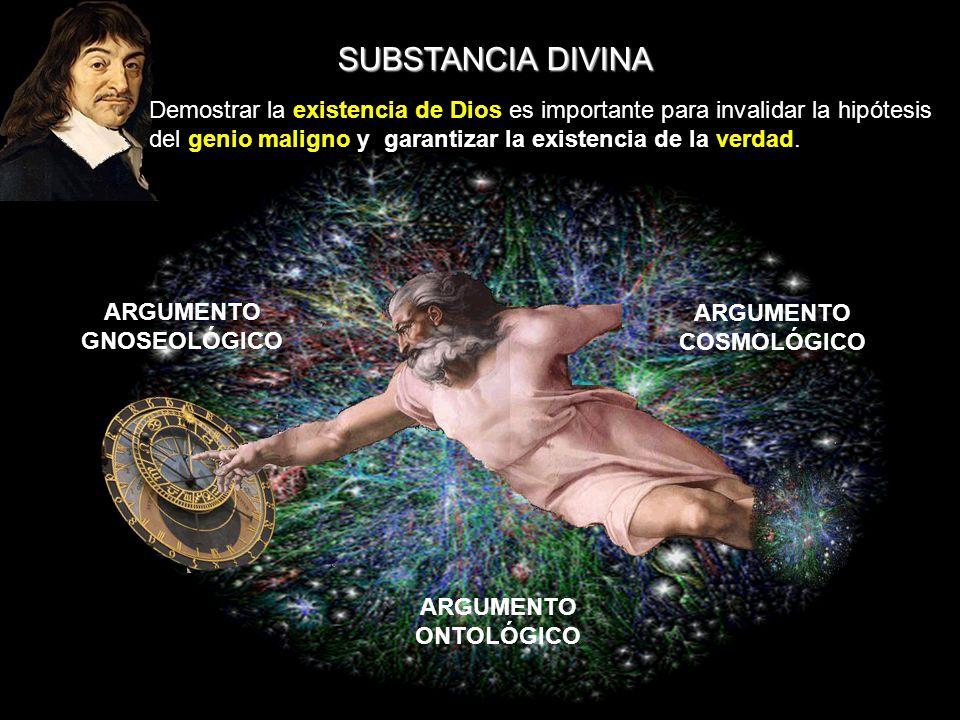 SUBSTANCIA DIVINA
