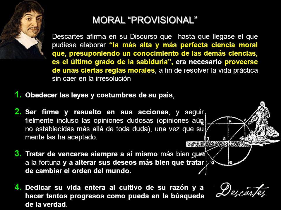 MORAL PROVISIONAL
