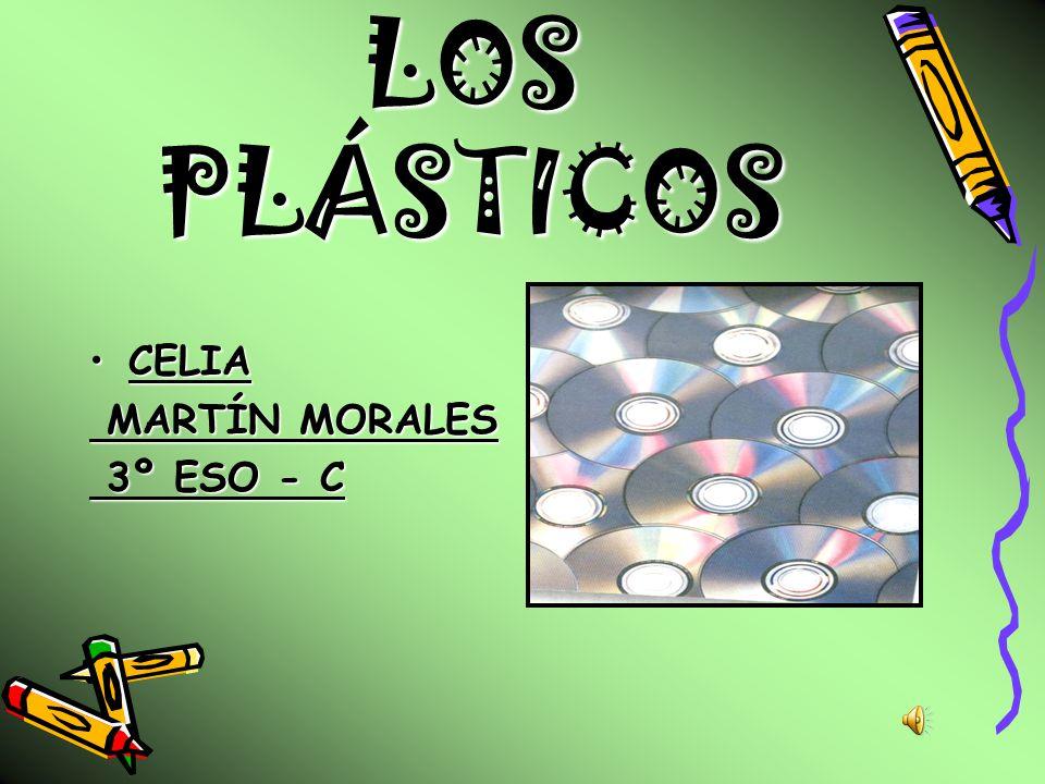 LOS PLÁSTICOS CELIA MARTÍN MORALES 3º ESO - C