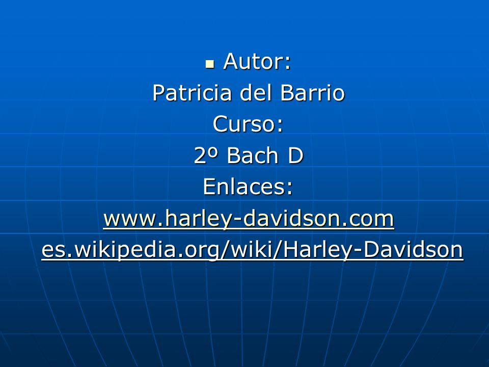 es.wikipedia.org/wiki/Harley-Davidson