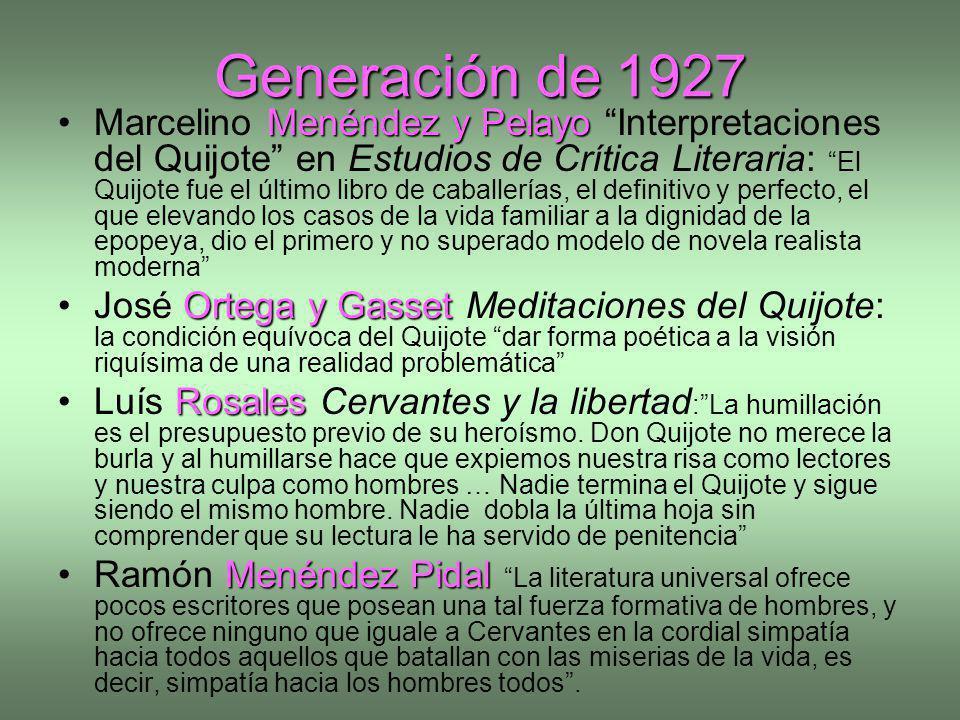 Generación de 1927