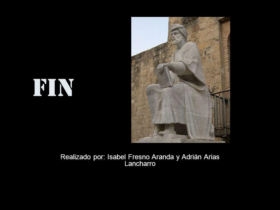 Realizado por: Isabel Fresno Aranda y Adrián Arias Lancharro