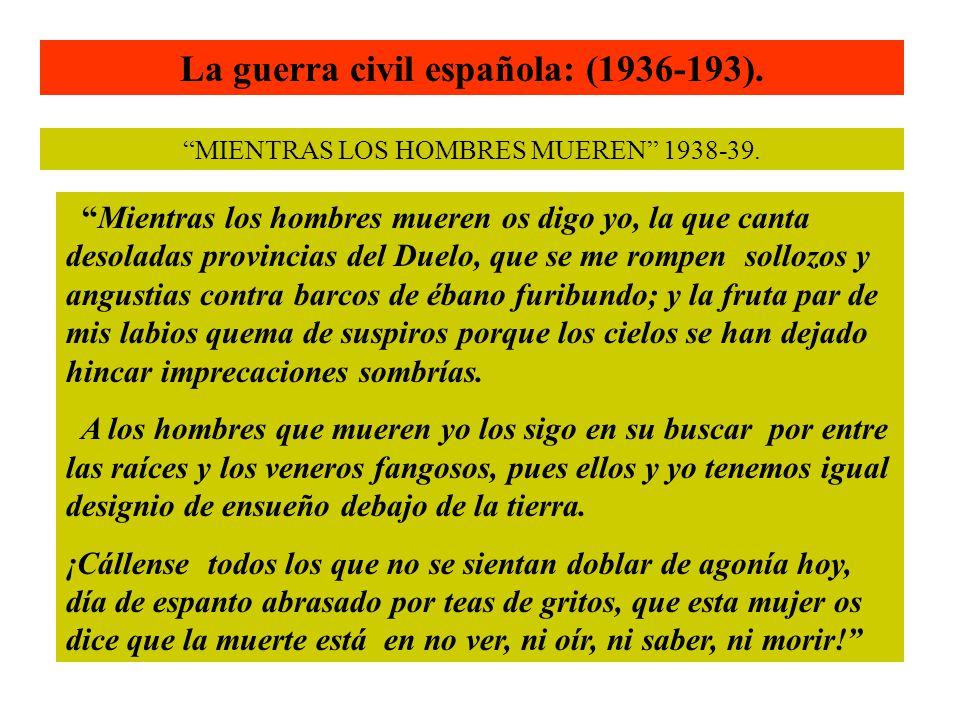 La guerra civil española: (1936-193).
