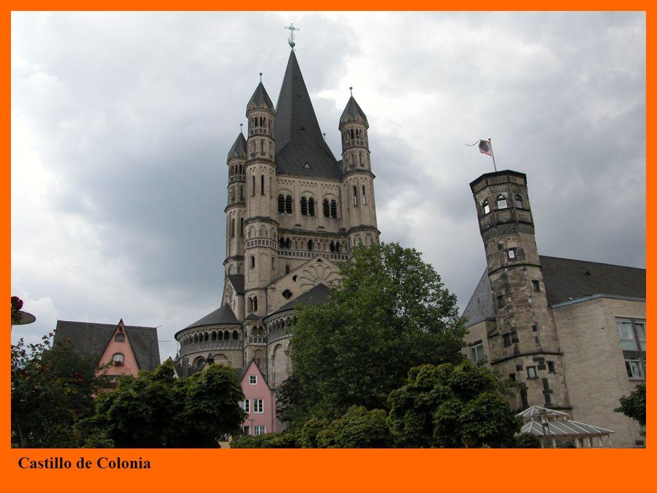 Castillo de Colonia