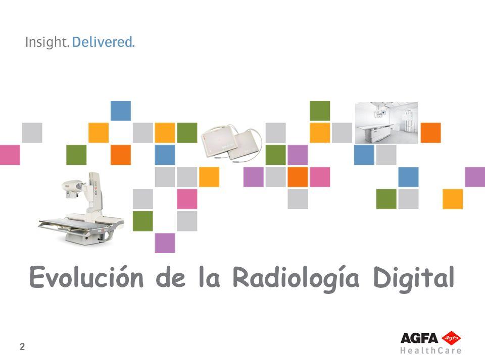 Evolución de la Radiología Digital