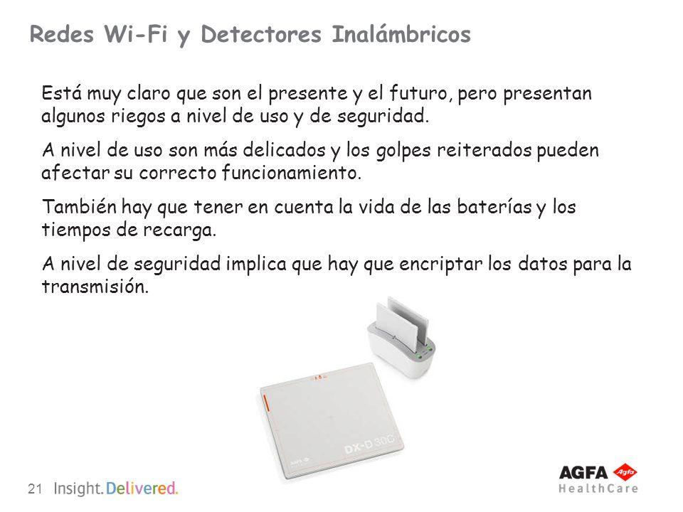 Redes Wi-Fi y Detectores Inalámbricos