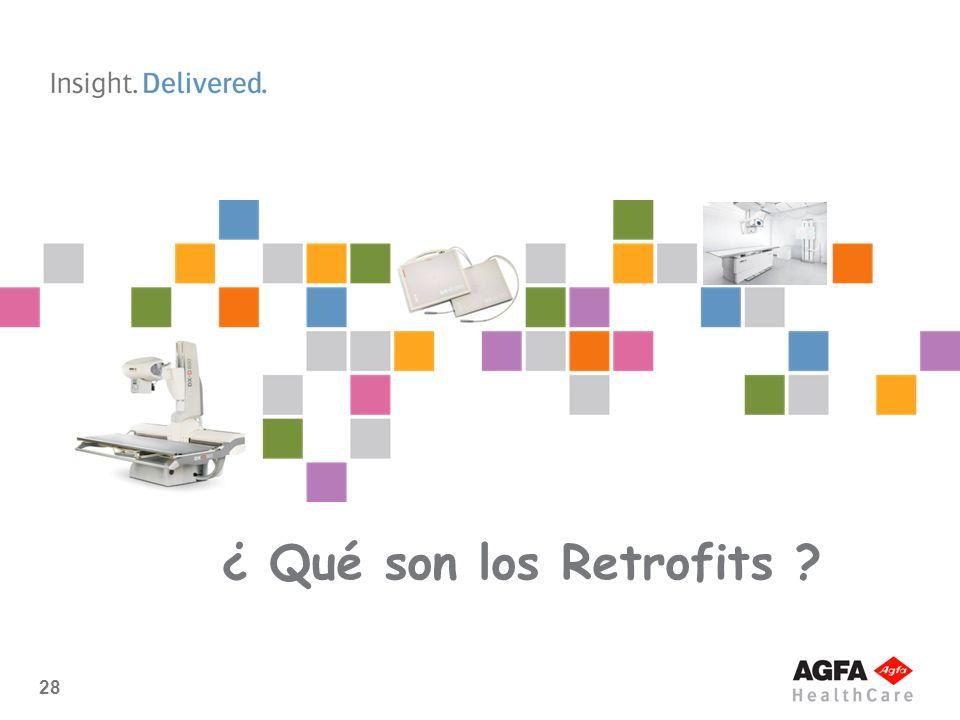 ¿ Qué son los Retrofits