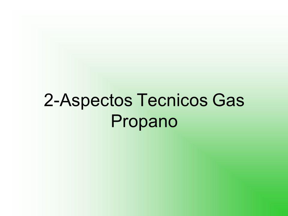 2-Aspectos Tecnicos Gas Propano