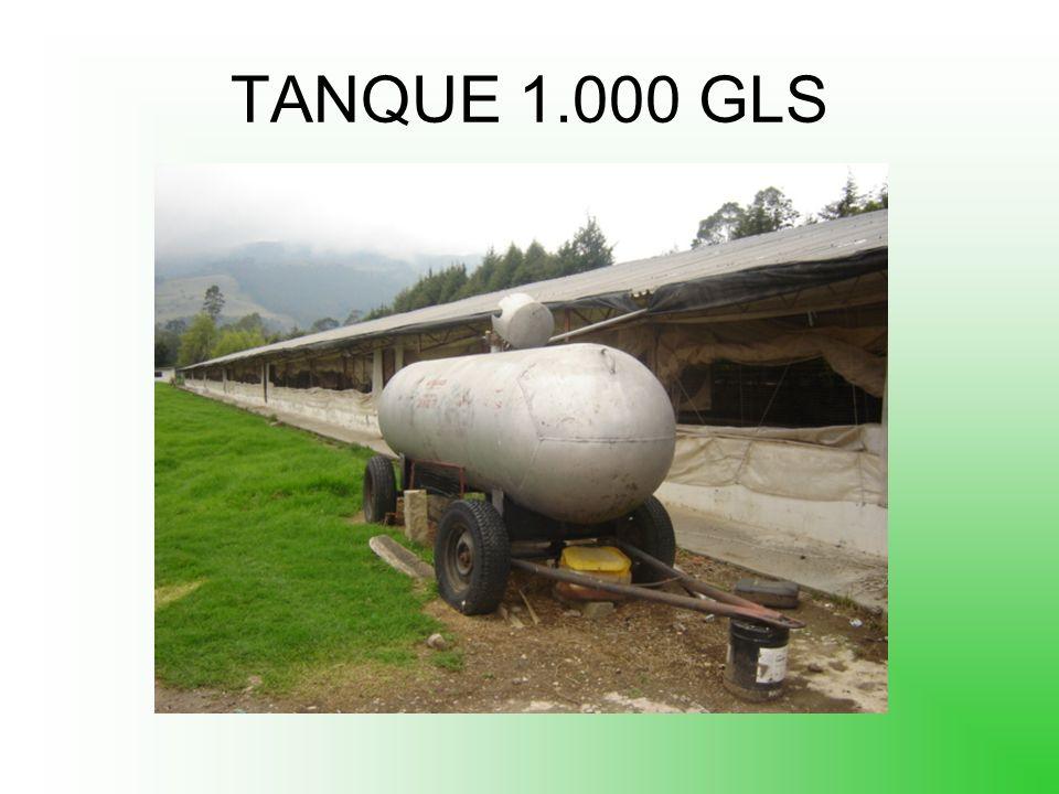TANQUE 1.000 GLS