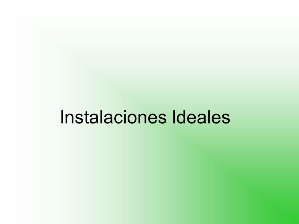 Instalaciones Ideales