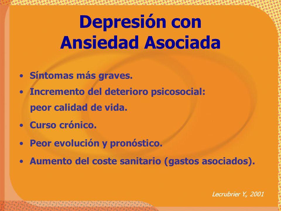 Depresión con Ansiedad Asociada