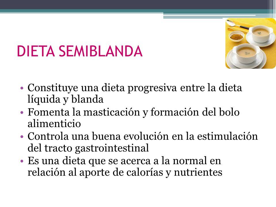 Sandra patricia guevara n ppt video online descargar - Alimentos de una dieta blanda ...