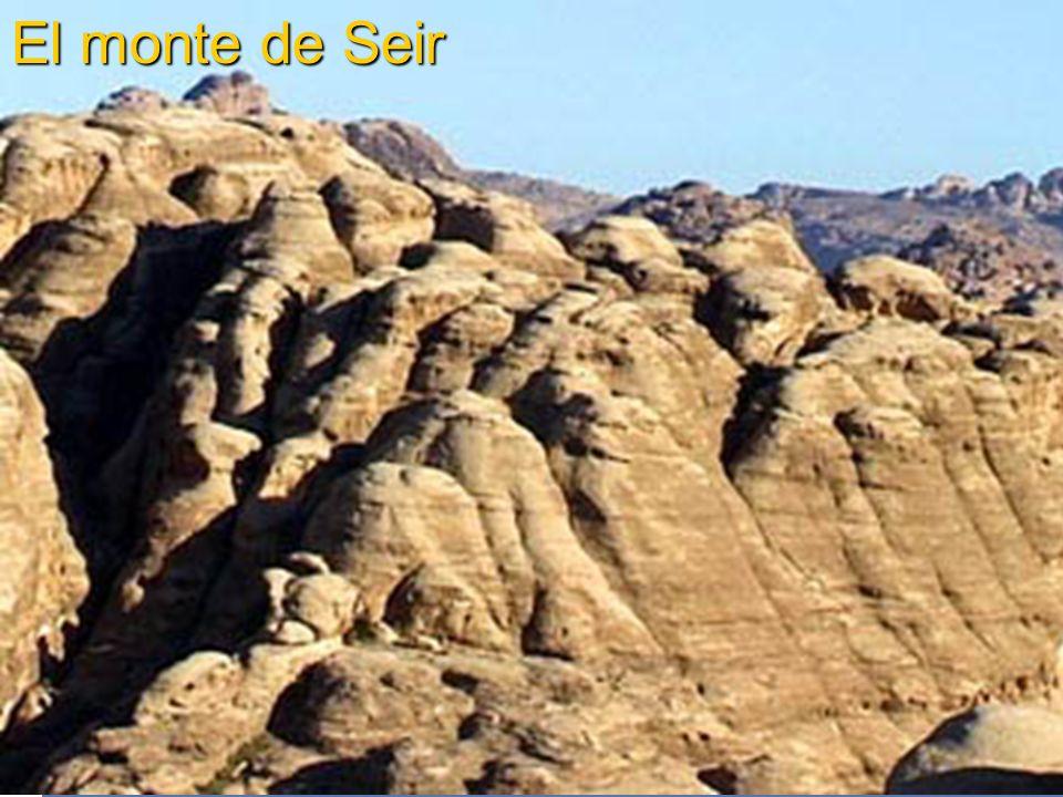 El monte de Seir