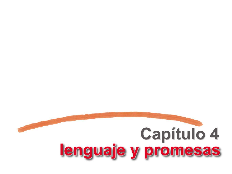 Capítulo 4 lenguaje y promesas